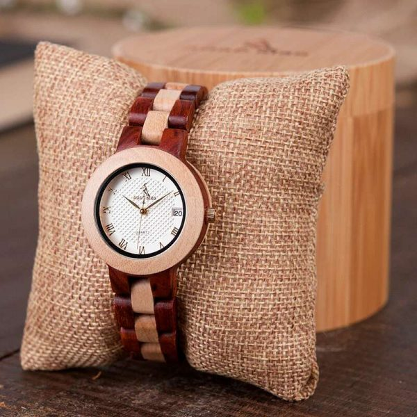 bobobird minsk womens wooden watch uk 9