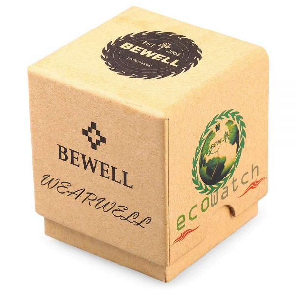 bewell dublin wooden watch uk 9