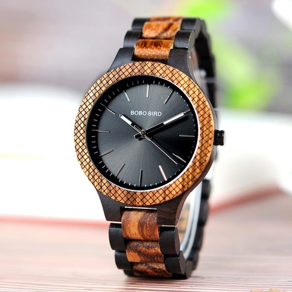 bobo bird milan mens wooden watch uk