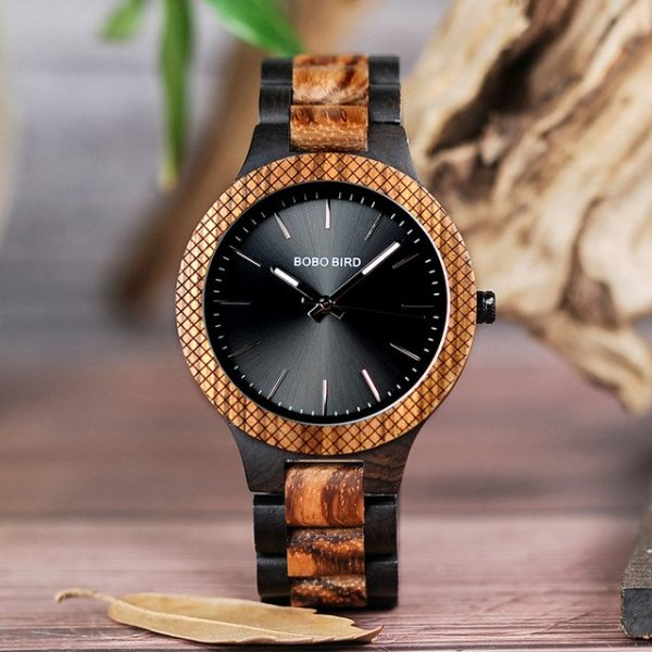 bobobird milan mens wooden watch uk