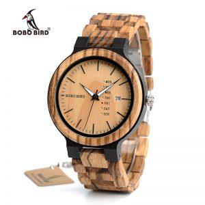 bobobird prague wooden watch uk