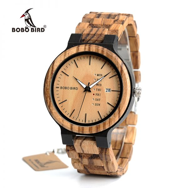 bobobird prague wooden watch uk