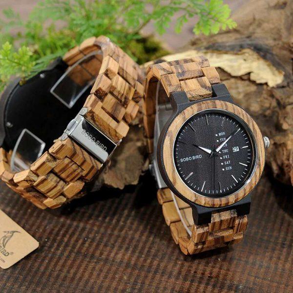 bobobird prague wooden watch uk 9