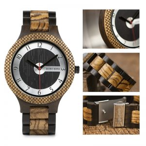 bobobird cairo mens wooden watch uk