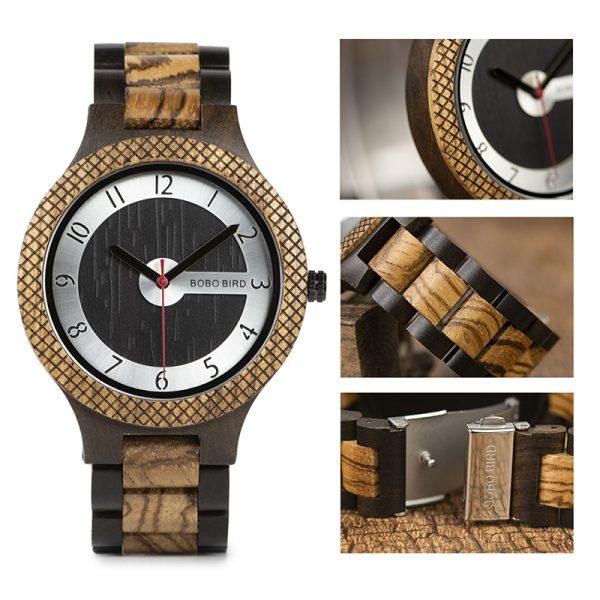 bobobird cairo mens wooden watch uk
