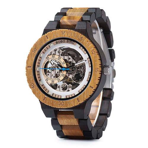 bobo bird london mens wooden watch uk 16