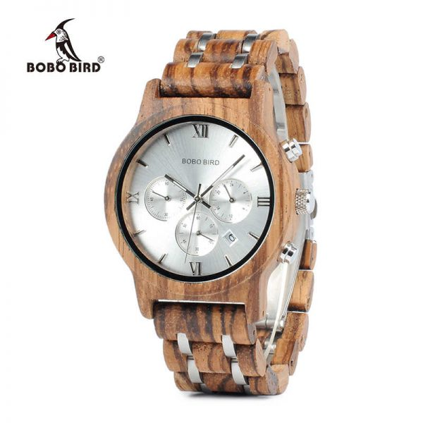 bobobird turin mens wooden watch uk