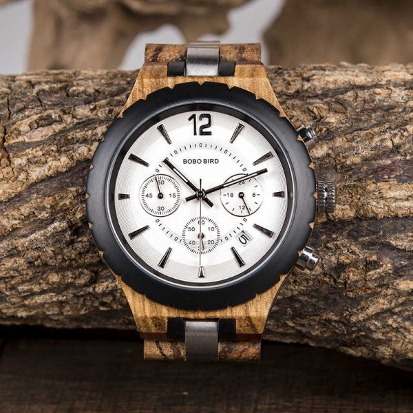 bobobird venice mens wooden watches uk