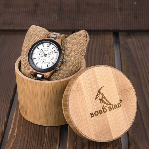 bobobird venice mens wood watches uk