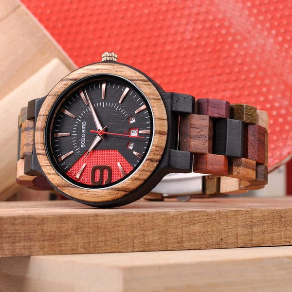 bobobird miami mens wooden watch uk