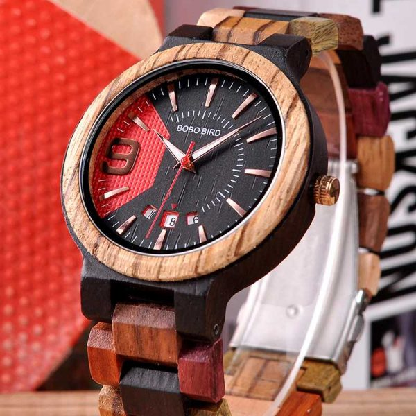 bobobird miami mens wood watches uk