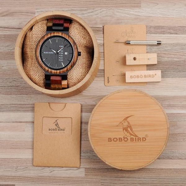 bobobird vancouver mens wooden watch uk
