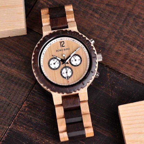 bobo bird singapore mens personalised wooden watch uk