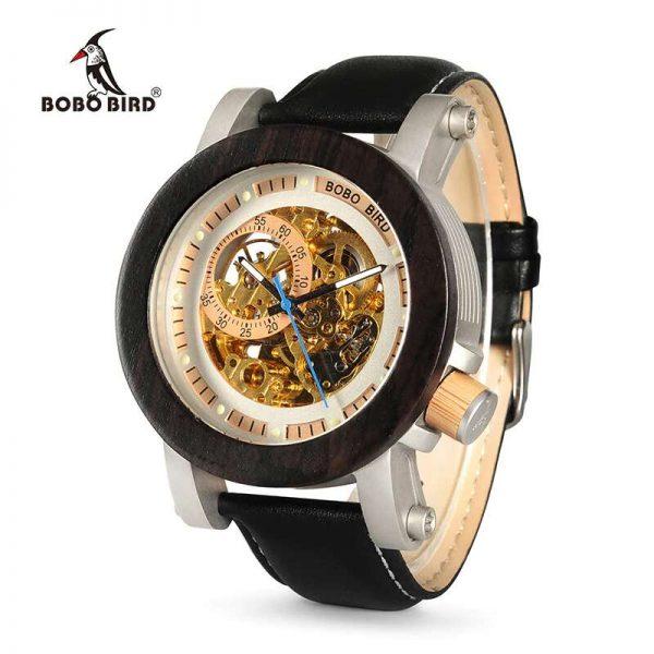 bobo bird gothenburg mens wooden watch uk 1