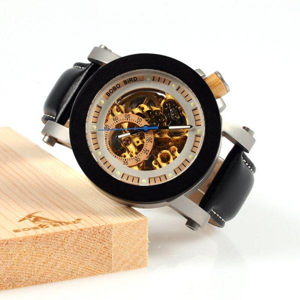 bobo bird gothenburg mens wooden watch uk 13