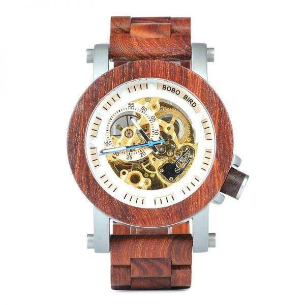 bobo bird gothenburg mens wooden watch uk 15