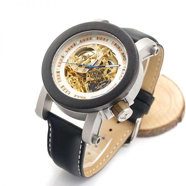 bobo bird gothenburg mens wooden watch uk 9
