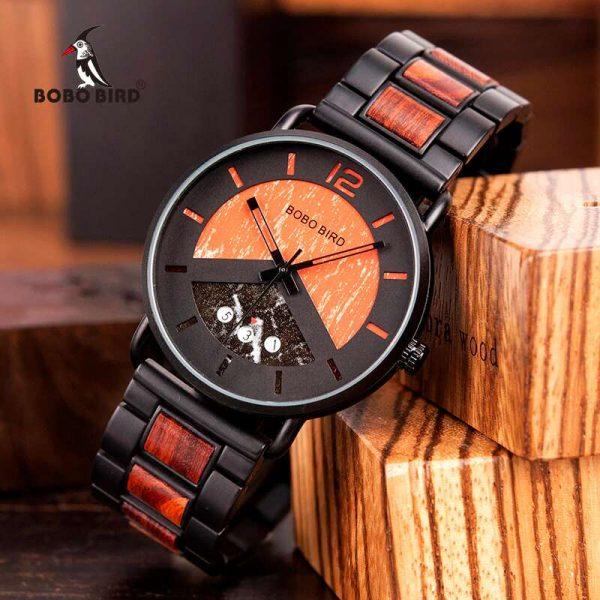 bobo bird seattle wooden watch uk 19