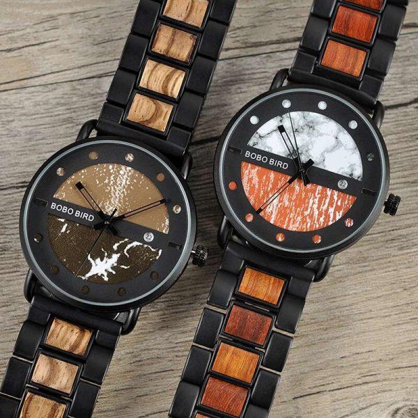 bobo bird seattle wooden watch uk 9
