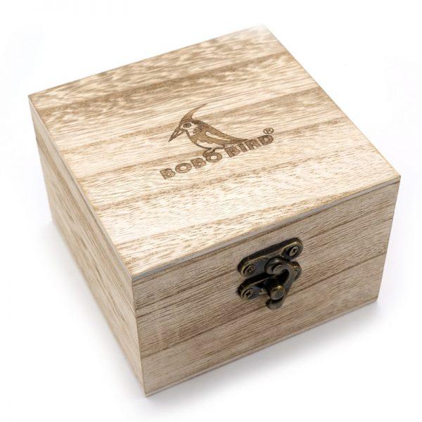 bobo bird wooden watch box