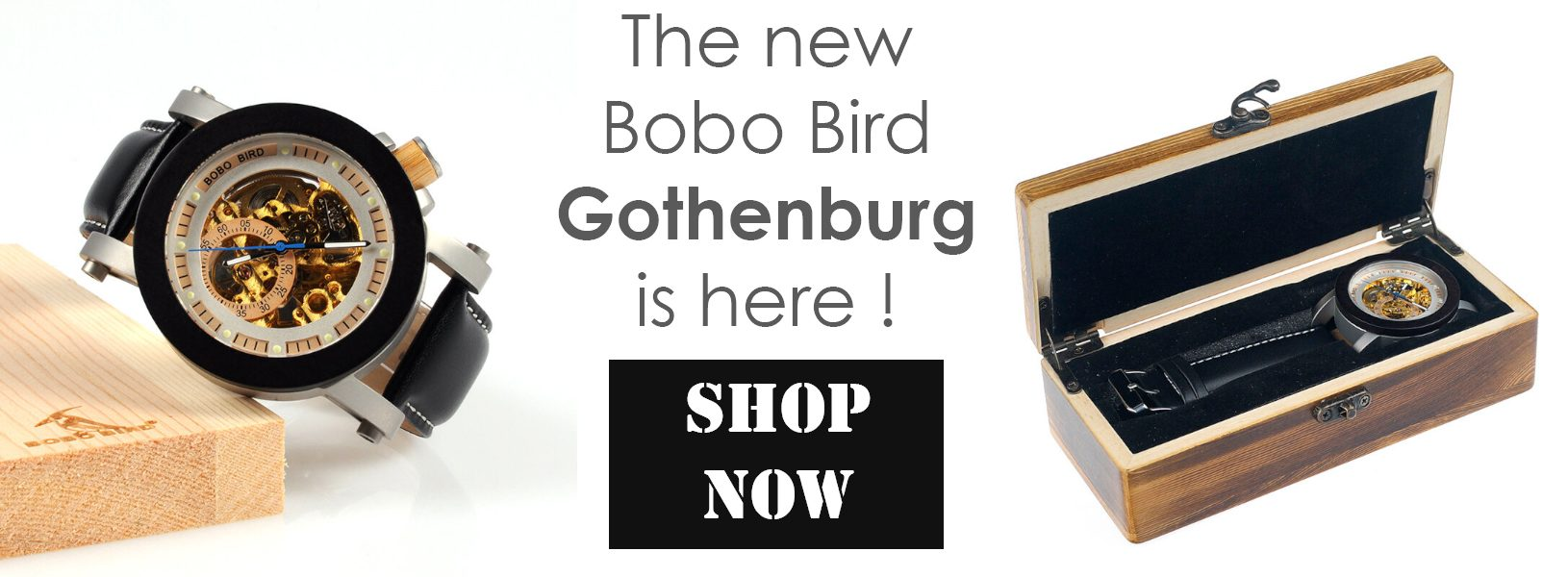 bobo bird gothenburg wooden watch uk