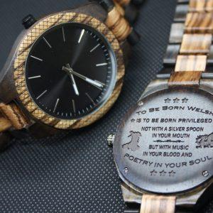 Bobo Bird Wales wooden watch shop uk