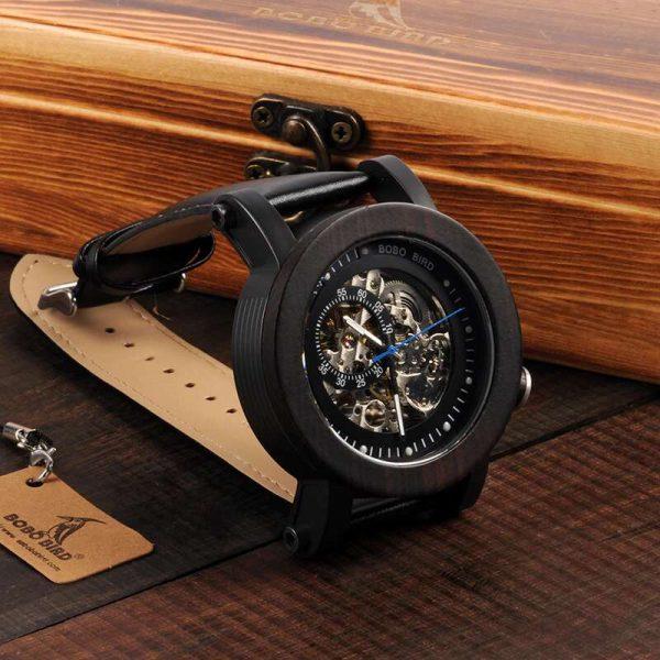 bobo bird gothenburg mens wooden watch uk 20