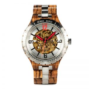 Bobo Bird Rio mens wooden watch uk 15