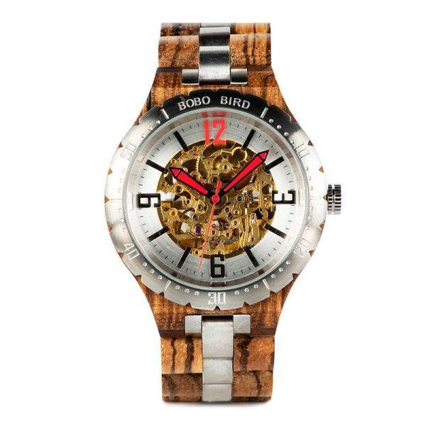 Bobo Bird Rio mens wooden watch uk 15