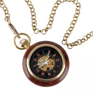caifu wooden pocket watch uk 4