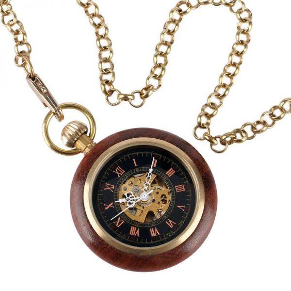 caifu wooden pocket watch uk 4