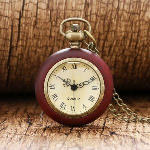 wooden vintage pocket watch uk 2