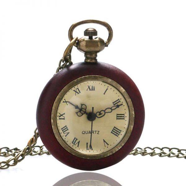 wooden vintage pocket watch uk 5