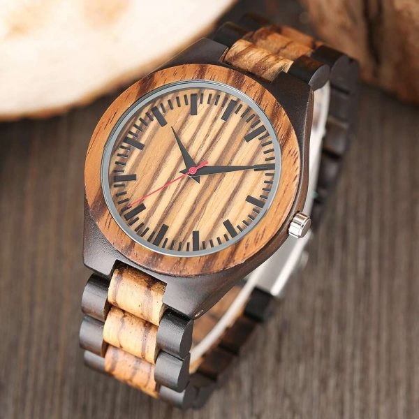 yisuya cologne men wooden watches uk 2