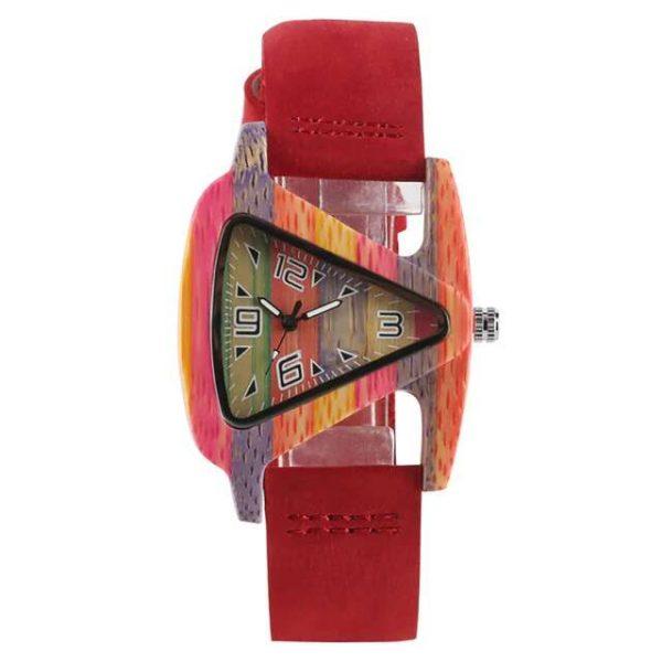 yisuya georgia womens wooden watch uk 6