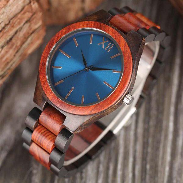 yisuya lyon men wooden watches uk 3