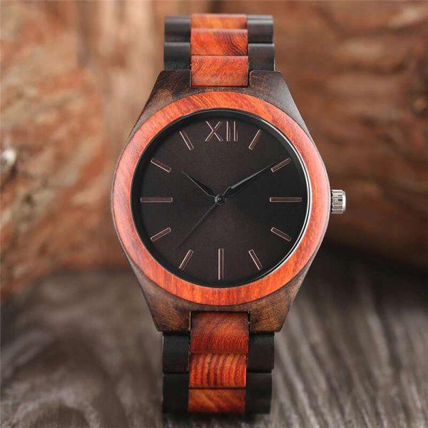 yisuya lyon men wooden watches uk 5