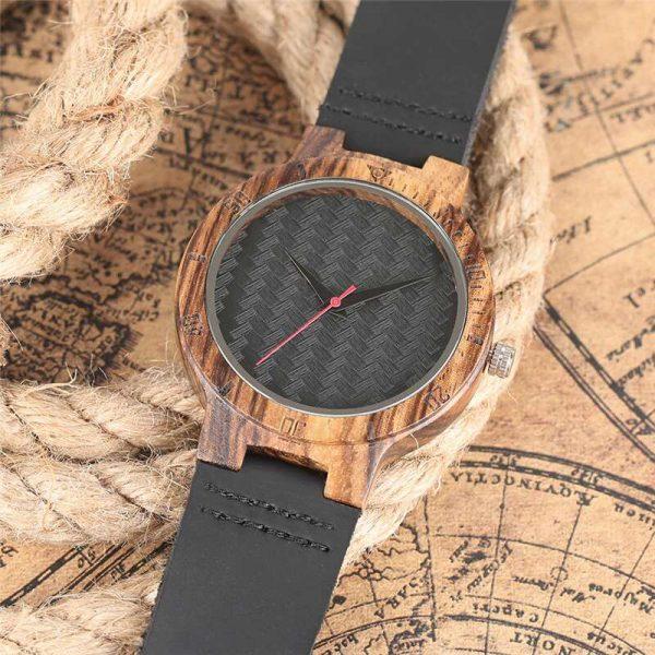 yisuya sparta mens wooden watches uk 1