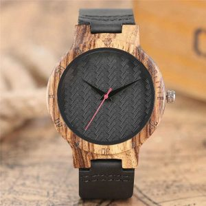 yisuya sparta mens wooden watches uk 4