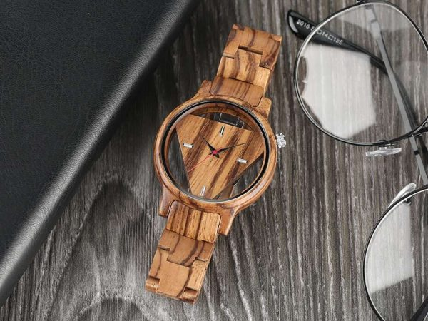 yisuya vienna womens wooden watch uk 1