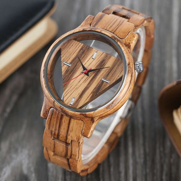 yisuya vienna womens wooden watch uk 2