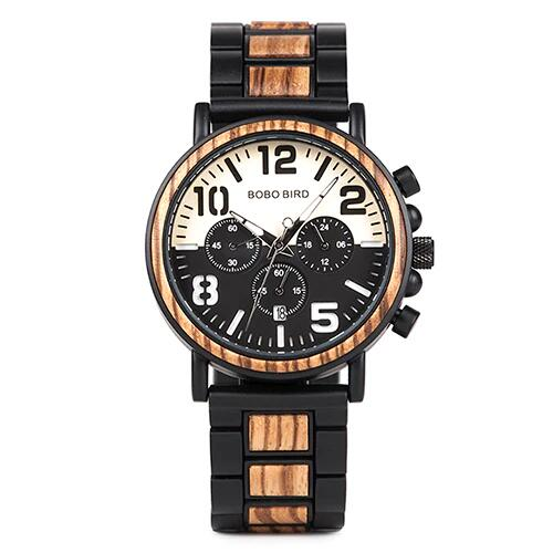 bobo bird boston mens wooden watch uk 10