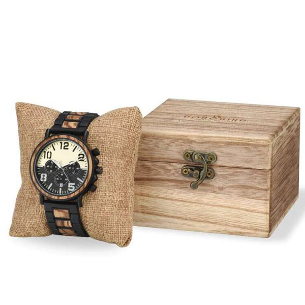 bobo bird boston mens wooden watch uk 3