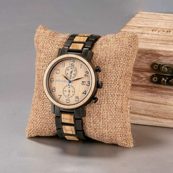 bobo bird casablanca mens wooden watch uk 4