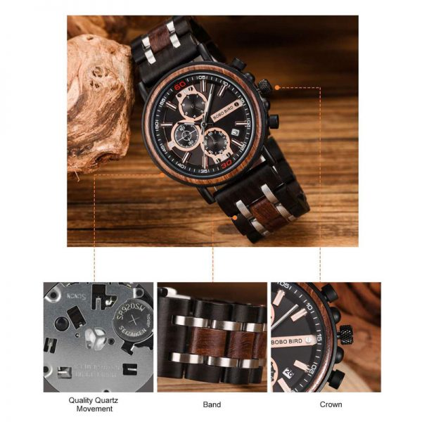 bobo bird geneva mens wooden watch uk 3