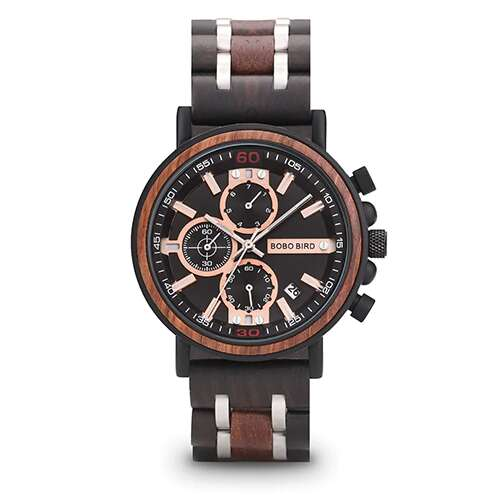 bobo bird geneva mens wooden watch uk 9