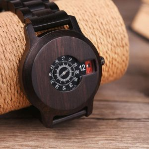 Bobo Bird Osaka Mens Wooden Watch UK 2