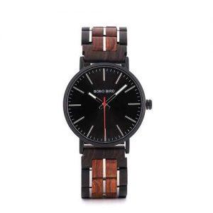 Bobo Bird Quito Mens Wooden Watch UK 1