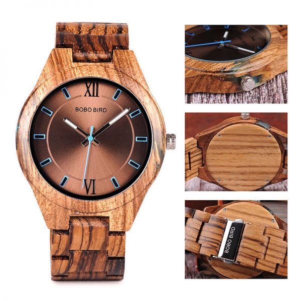 bobo bird shanghai mens wooden watch 11