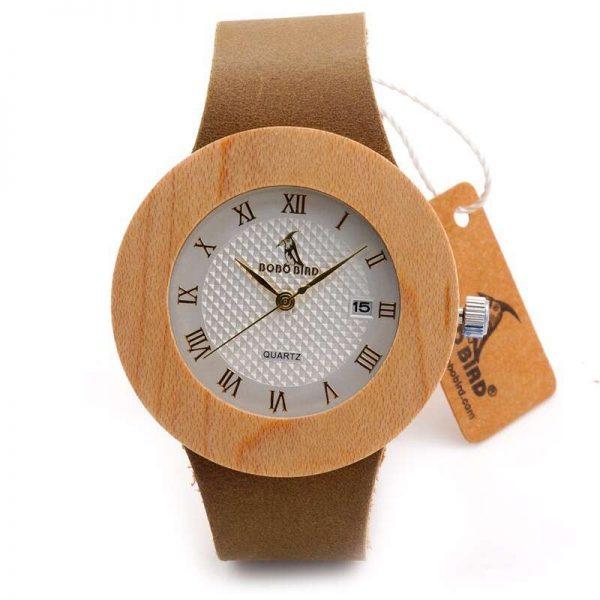 bobo bird womens wooden watch uk 9